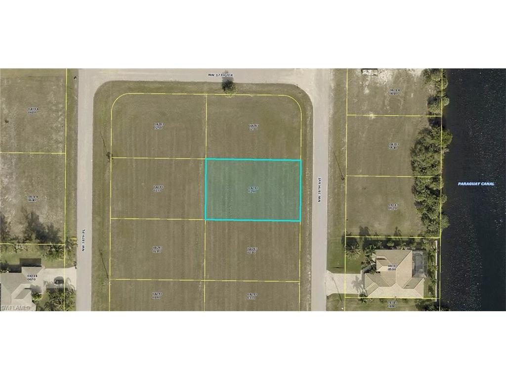 1644 NW 38th Ave, Cape Coral, FL 33993 (#216047629) :: Homes and Land Brokers, Inc