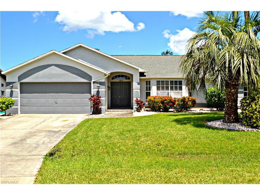 3913 SE 20th Ave, Cape Coral, FL 33904 (#216047666) :: Homes and Land Brokers, Inc