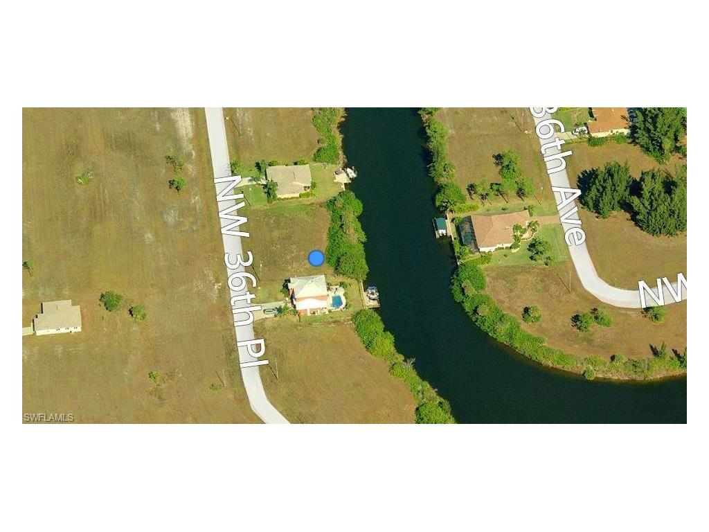 2305 NW 36th Pl, Cape Coral, FL 33993 (MLS #216047725) :: The New Home Spot, Inc.