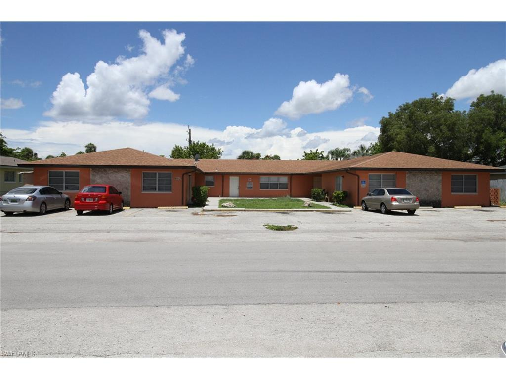 4912 York St 1-5, Cape Coral, FL 33904 (#216047825) :: Homes and Land Brokers, Inc