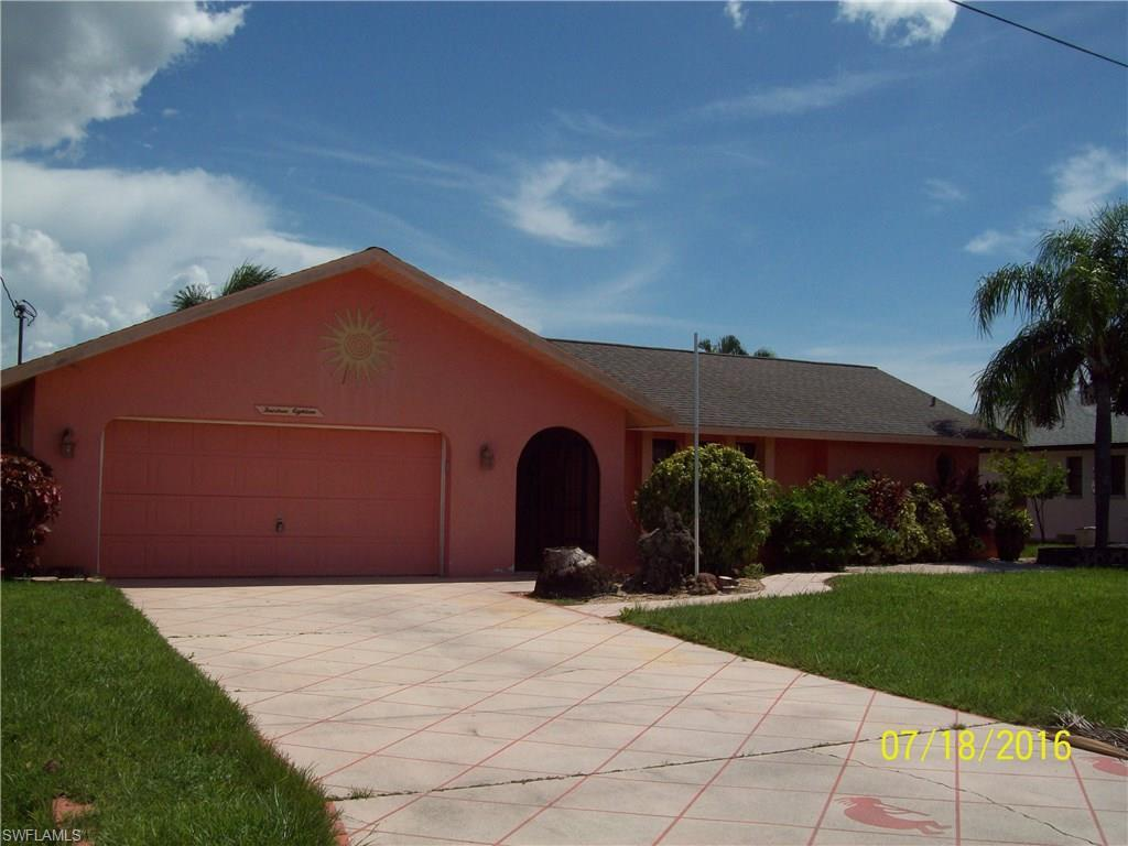 1418 SE 21st Ter, Cape Coral, FL 33990 (MLS #216047900) :: The New Home Spot, Inc.