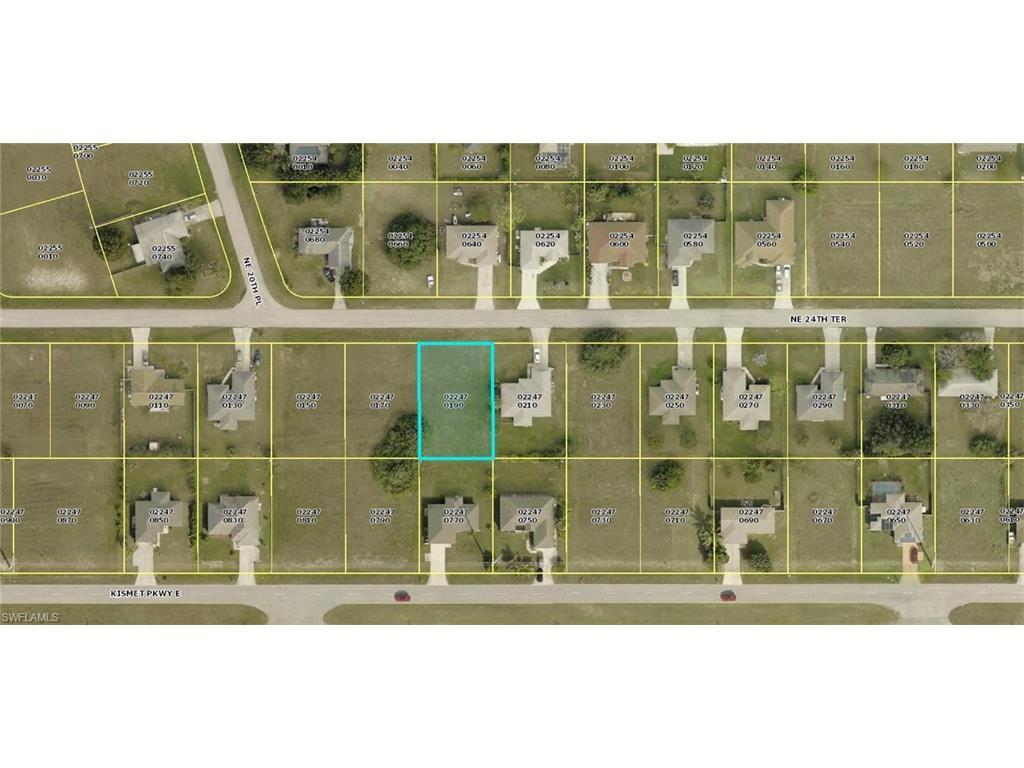 2026 NE 24th Ter, Cape Coral, FL 33909 (MLS #216047998) :: The New Home Spot, Inc.