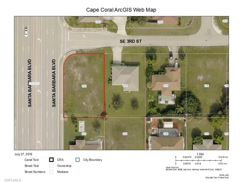102 SE 3rd St, Cape Coral, FL 33990 (MLS #216048220) :: The New Home Spot, Inc.