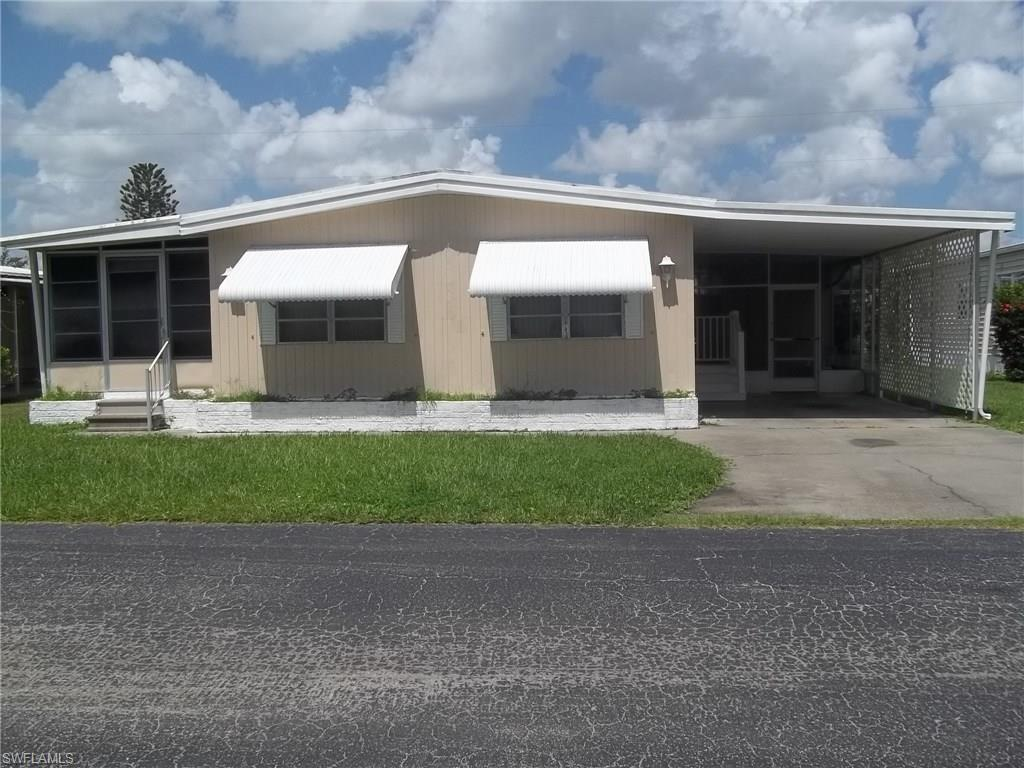 2743 Indianwood Dr, North Fort Myers, FL 33917 (#216048247) :: Homes and Land Brokers, Inc