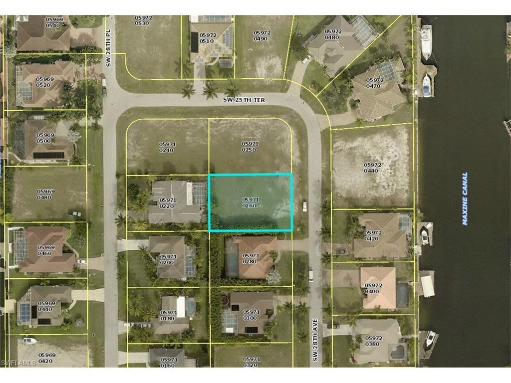 2528 SW 28th Ave, Cape Coral, FL 33914 (#216048470) :: Homes and Land Brokers, Inc