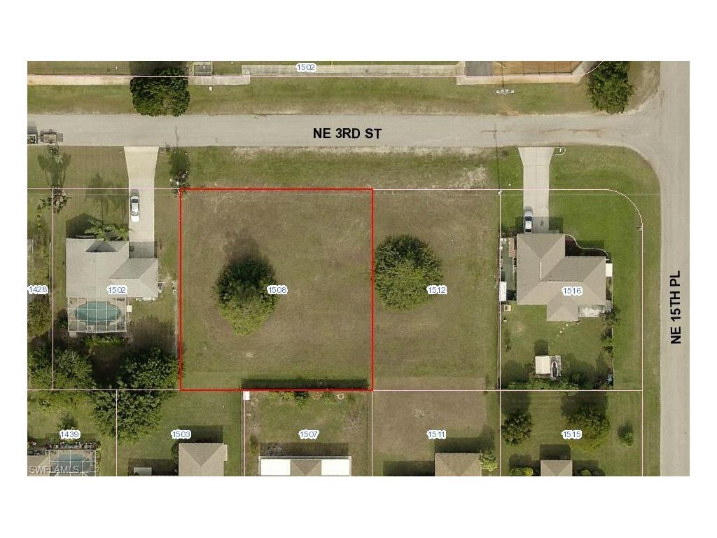 1508 NE 3rd St, Cape Coral, FL 33909 (#216048518) :: Homes and Land Brokers, Inc