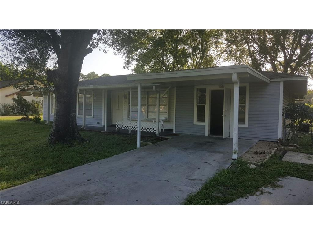 206 Richmond Ave N, Lehigh Acres, FL 33936 (MLS #216048687) :: The New Home Spot, Inc.