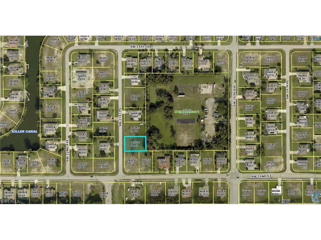 3123 SW 21st Pl, Cape Coral, FL 33914 (MLS #216048785) :: The New Home Spot, Inc.