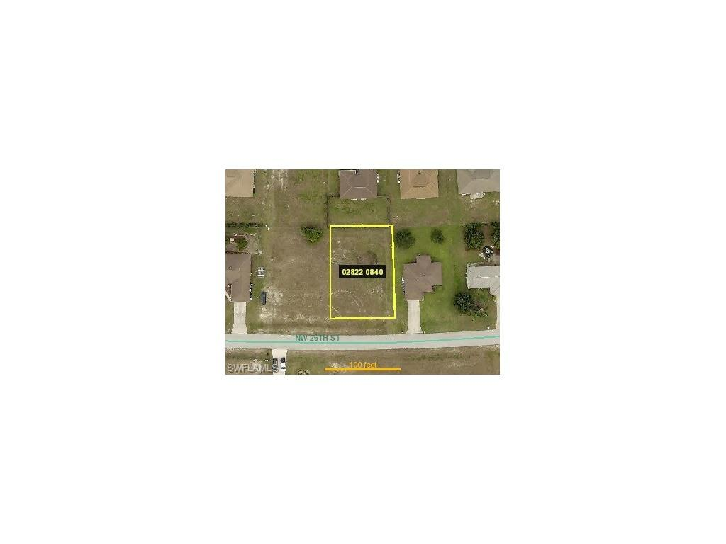 625 NW 26th St, Cape Coral, FL 33993 (#216048944) :: Homes and Land Brokers, Inc