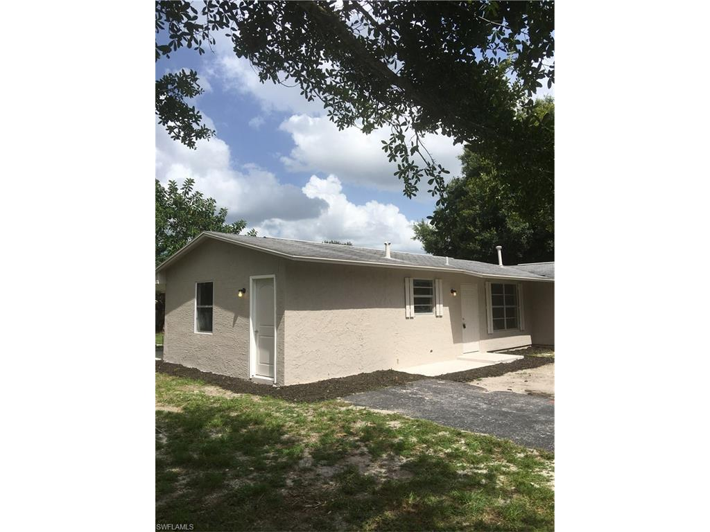 16 Burrstone Ave, Lehigh Acres, FL 33936 (MLS #216049020) :: The New Home Spot, Inc.