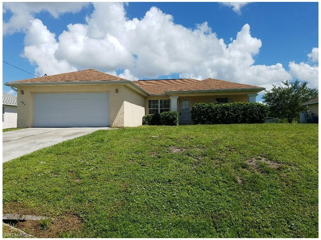 2812 34th St SW, Lehigh Acres, FL 33976 (#216049115) :: Homes and Land Brokers, Inc