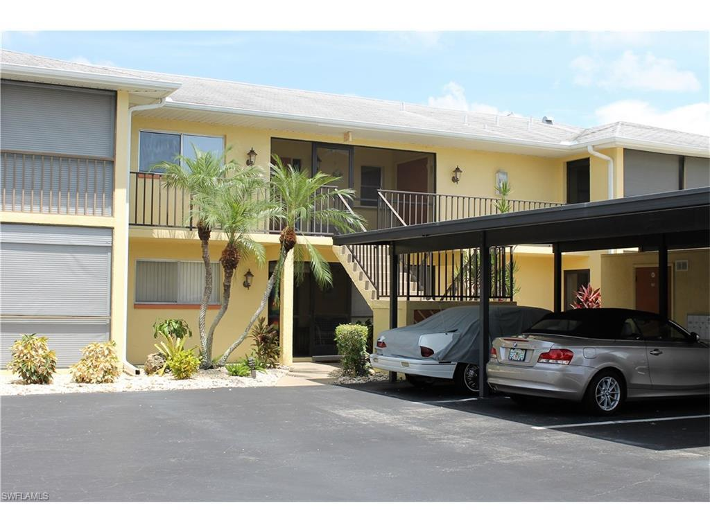 4021 SE 19th Ave #202, Cape Coral, FL 33904 (MLS #216049164) :: The New Home Spot, Inc.