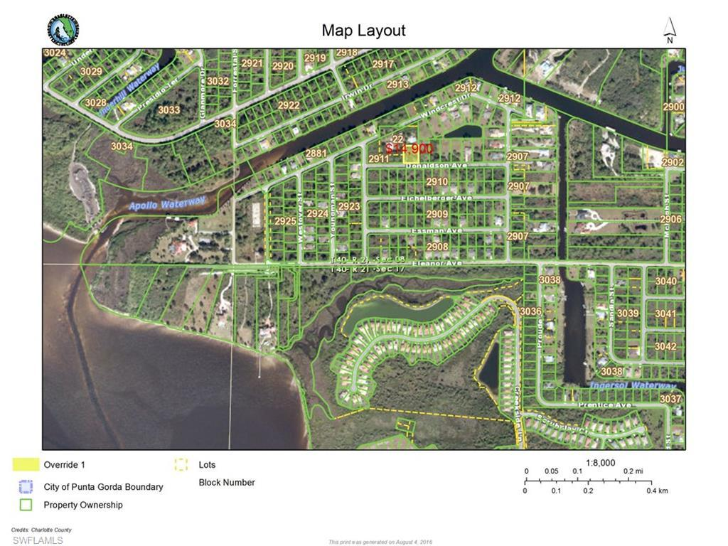 13166 Donaldson Ave, Port Charlotte, FL 33953 (#216049745) :: Homes and Land Brokers, Inc