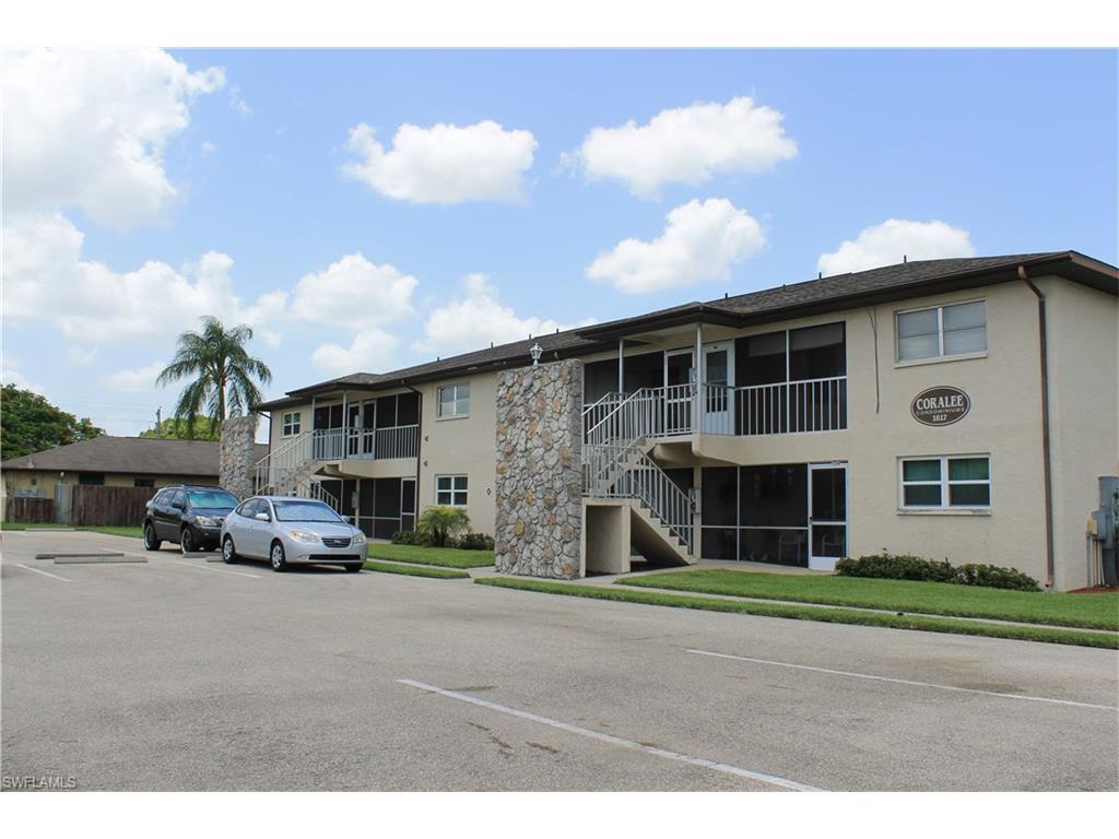 1617 SE 26th St #203, Cape Coral, FL 33904 (MLS #216049805) :: The New Home Spot, Inc.