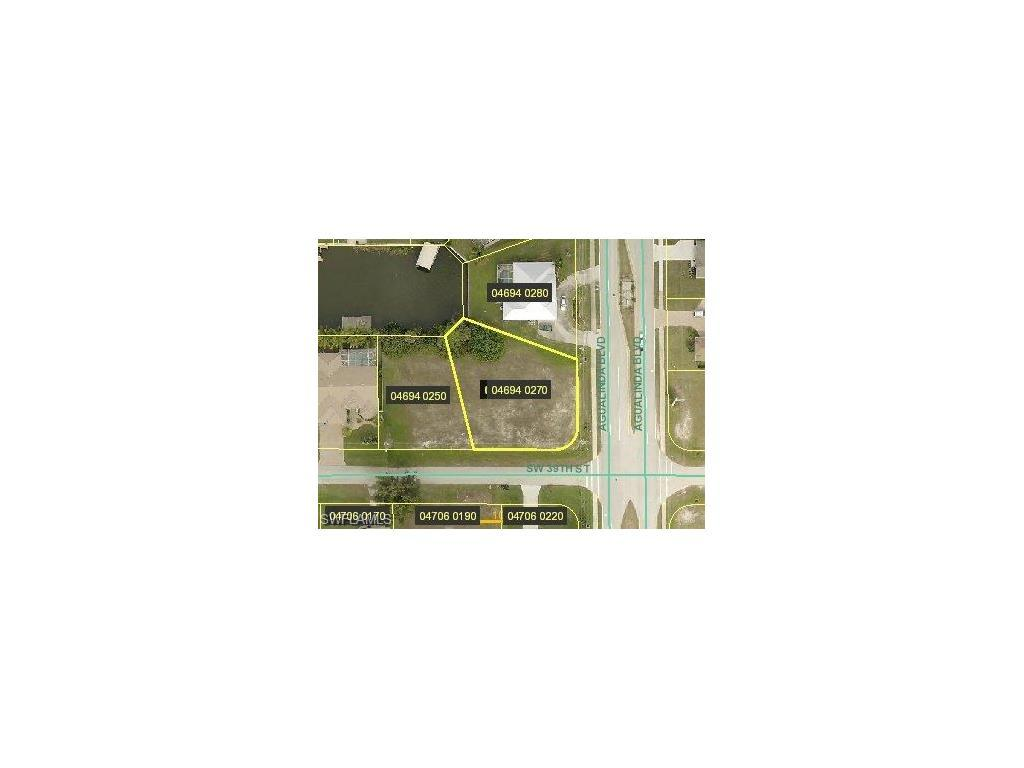 3834 Agualinda Blvd, Cape Coral, FL 33914 (#216049806) :: Homes and Land Brokers, Inc