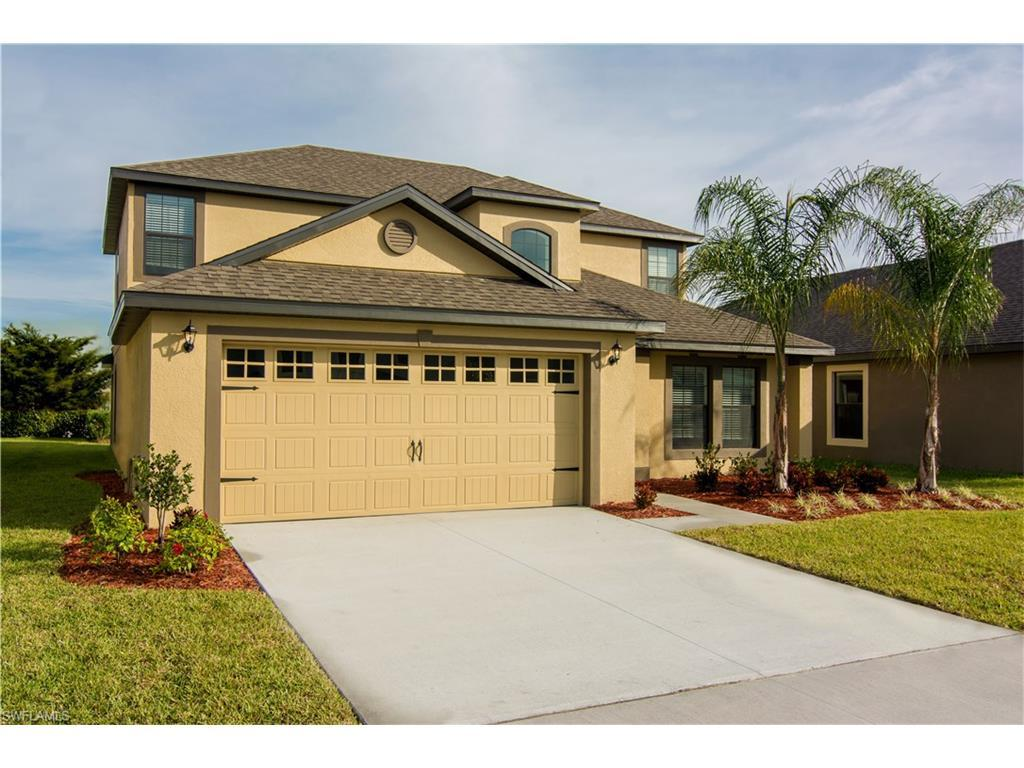245 Shadow Lakes Dr, Lehigh Acres, FL 33974 (MLS #216049893) :: The New Home Spot, Inc.