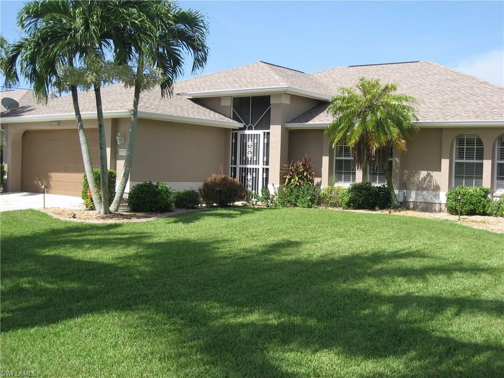 4120 SW 1st Pl, Cape Coral, FL 33914 (MLS #216050035) :: The New Home Spot, Inc.