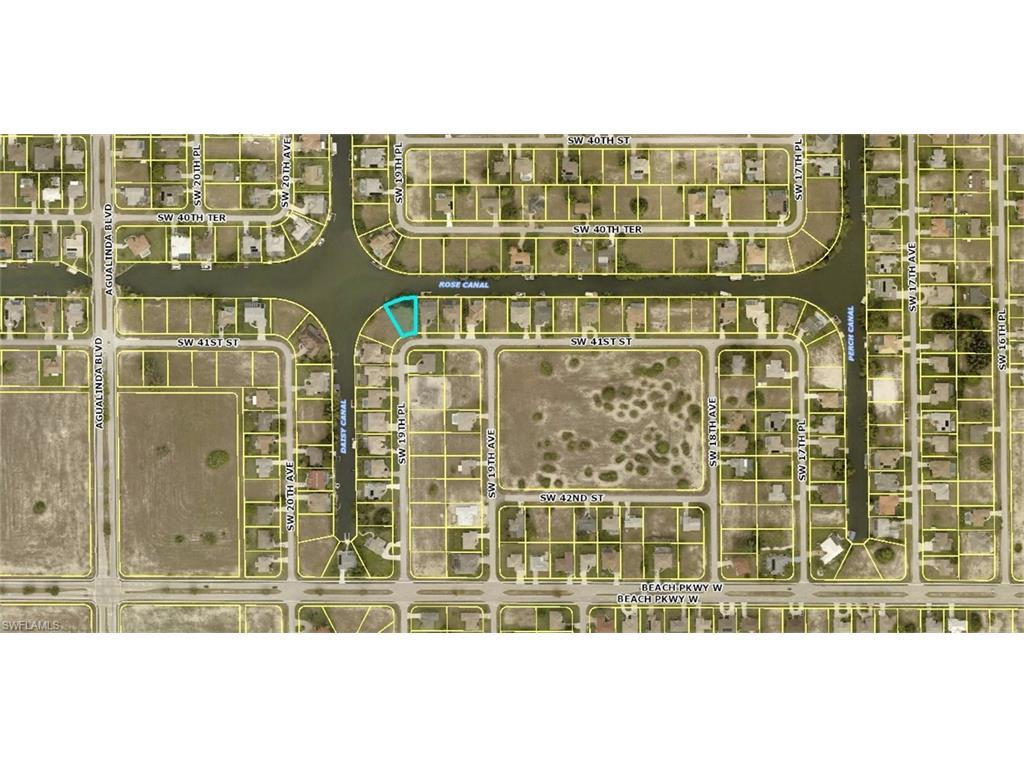 1917 SW 41st St, Cape Coral, FL 33914 (#216050066) :: Homes and Land Brokers, Inc