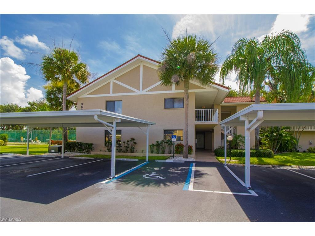 9627 Eaton Gardens Ln #201, Fort Myers, FL 33919 (MLS #216050131) :: The New Home Spot, Inc.