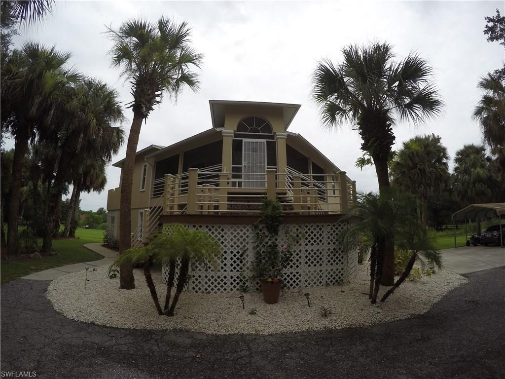 4733 Orange River Loop Rd, Fort Myers, FL 33905 (#216050157) :: Homes and Land Brokers, Inc