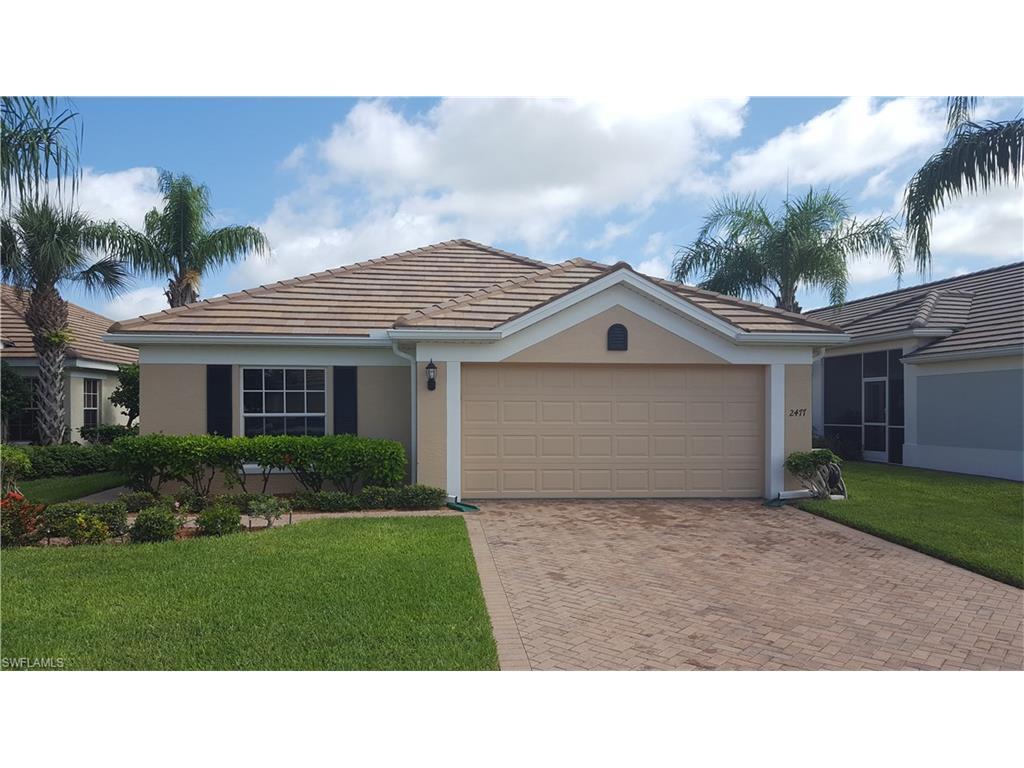 2477 Belleville Ct SW, Cape Coral, FL 33991 (MLS #216050162) :: The New Home Spot, Inc.