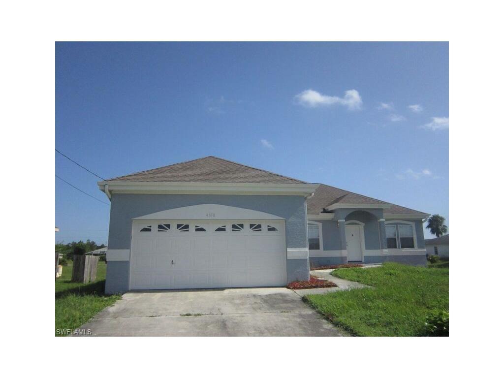 4318 9th St W, Lehigh Acres, FL 33971 (MLS #216050288) :: The New Home Spot, Inc.