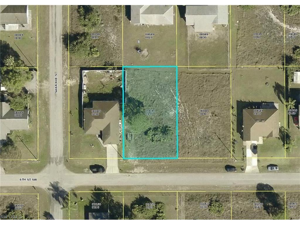 3416 6th St SW, Lehigh Acres, FL 33976 (MLS #216050394) :: The New Home Spot, Inc.