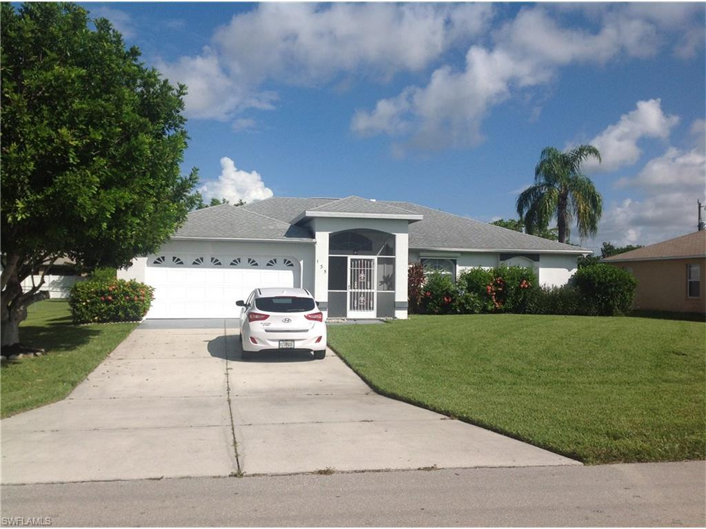 135 SE 3rd Ter, Cape Coral, FL 33990 (MLS #216050417) :: The New Home Spot, Inc.