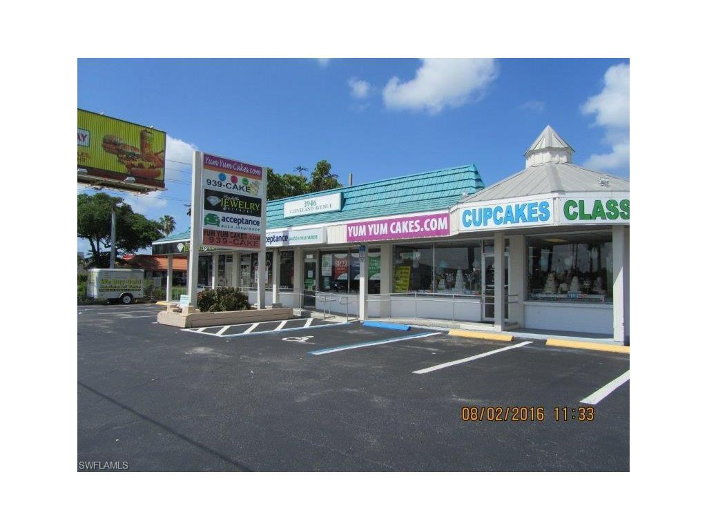 3946 Cleveland Ave C & D, Fort Myers, FL 33901 (MLS #216050436) :: The New Home Spot, Inc.