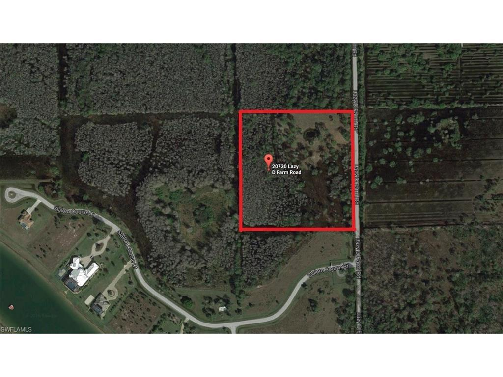 20730 Lazy D Farm Rd, Estero, FL 33928 (MLS #216050438) :: The New Home Spot, Inc.