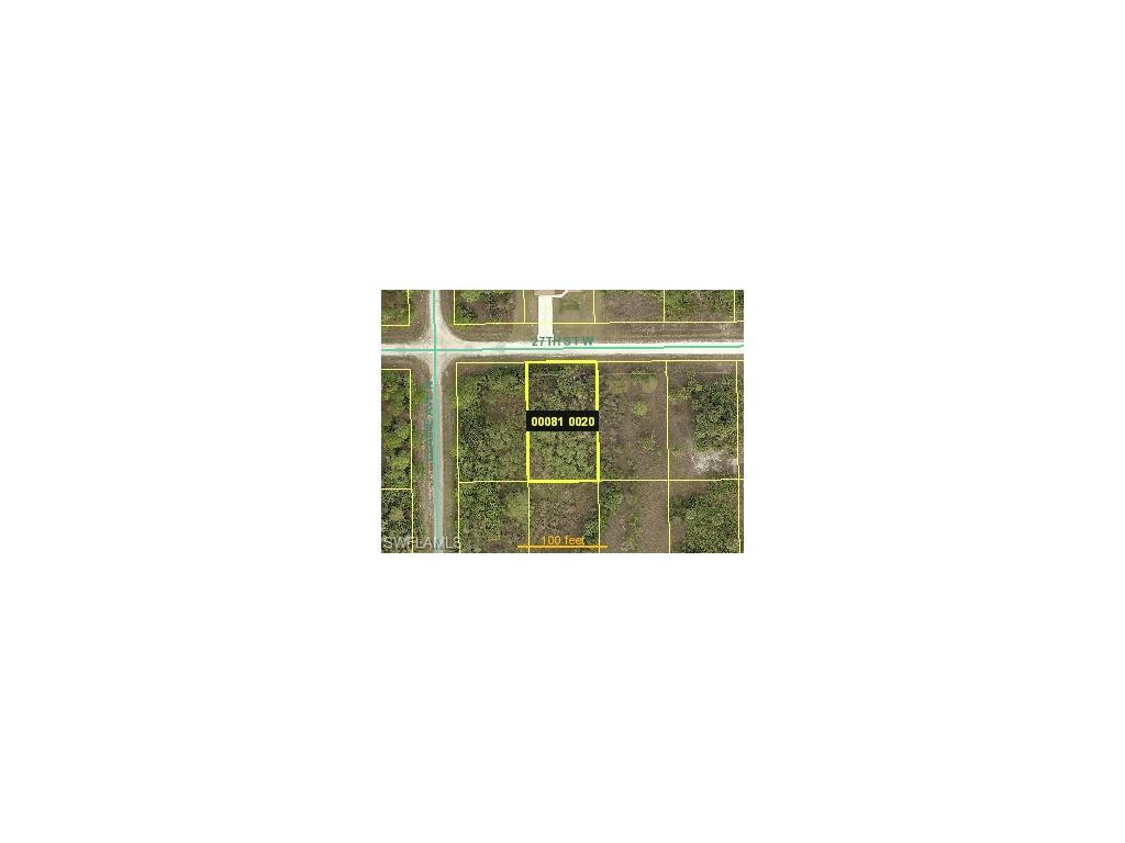 2617 27th St W, Lehigh Acres, FL 33971 (MLS #216050451) :: The New Home Spot, Inc.