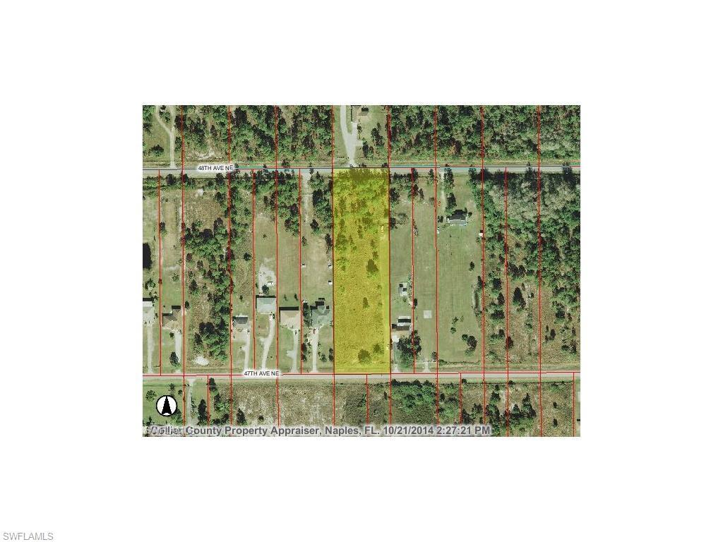 47th Ave NE, Naples, FL 34120 (#216050488) :: Homes and Land Brokers, Inc