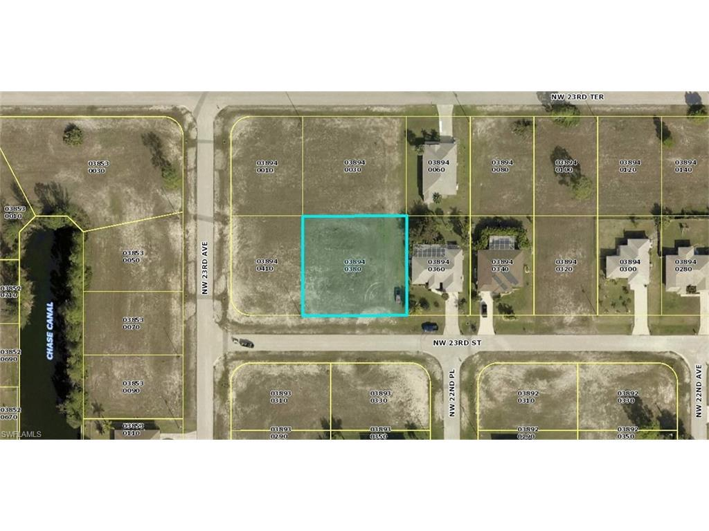 2221 NW 23rd St, Cape Coral, FL 33993 (MLS #216050612) :: The New Home Spot, Inc.