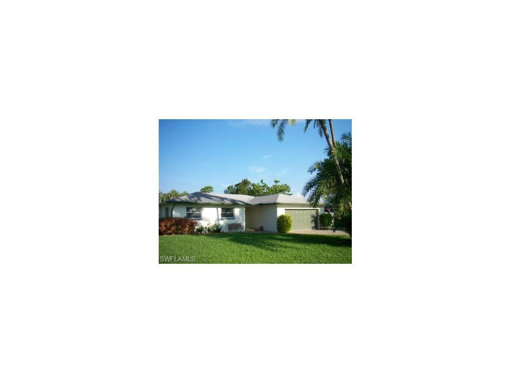 2319 Club House Rd, North Fort Myers, FL 33917 (MLS #216050704) :: The New Home Spot, Inc.