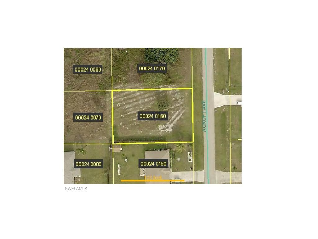 909 Acroft Ave, Lehigh Acres, FL 33971 (MLS #216050778) :: The New Home Spot, Inc.