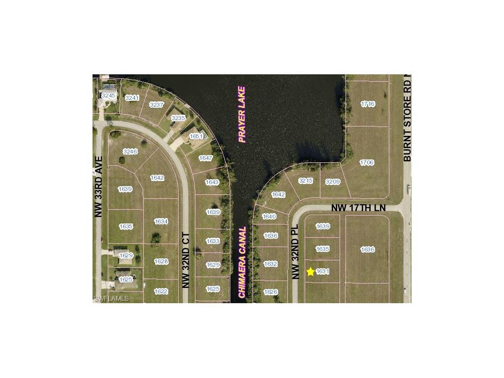 1631 NW 32nd Pl, Cape Coral, FL 33993 (MLS #216050835) :: The New Home Spot, Inc.