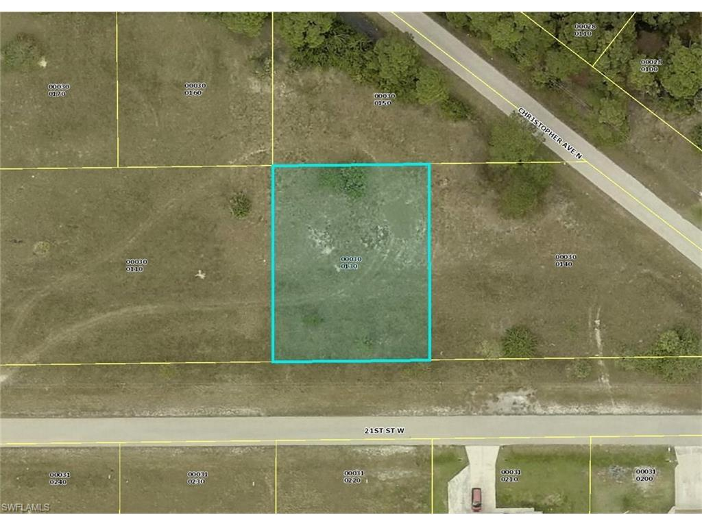 3808 21st St W, Lehigh Acres, FL 33971 (#216050847) :: Homes and Land Brokers, Inc