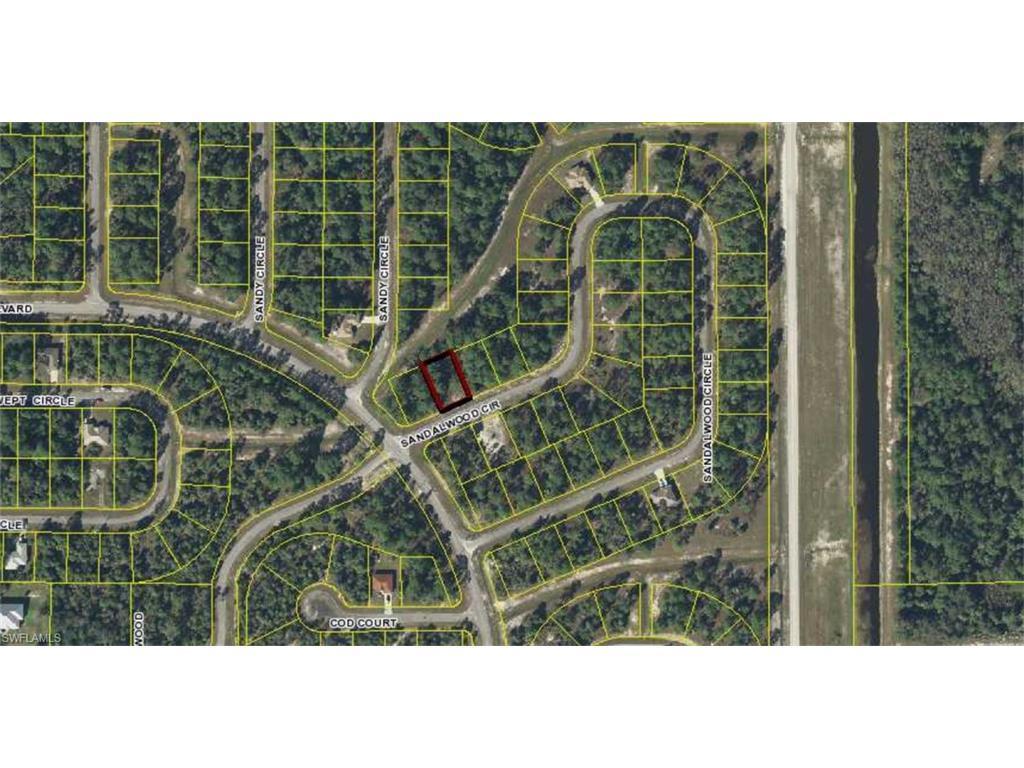 8003 Sandlewood Cir, Labelle, FL 33935 (MLS #216050853) :: The New Home Spot, Inc.