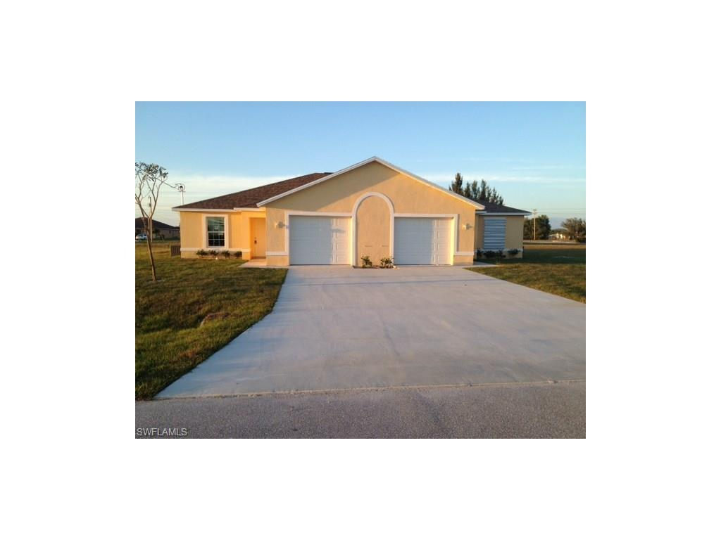 1219 SE 6th St, Cape Coral, FL 33990 (MLS #216051002) :: The New Home Spot, Inc.