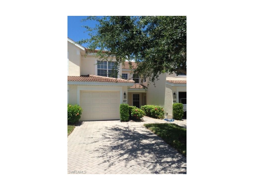 11640 Marino Ct #407, Fort Myers, FL 33908 (MLS #216051196) :: The New Home Spot, Inc.
