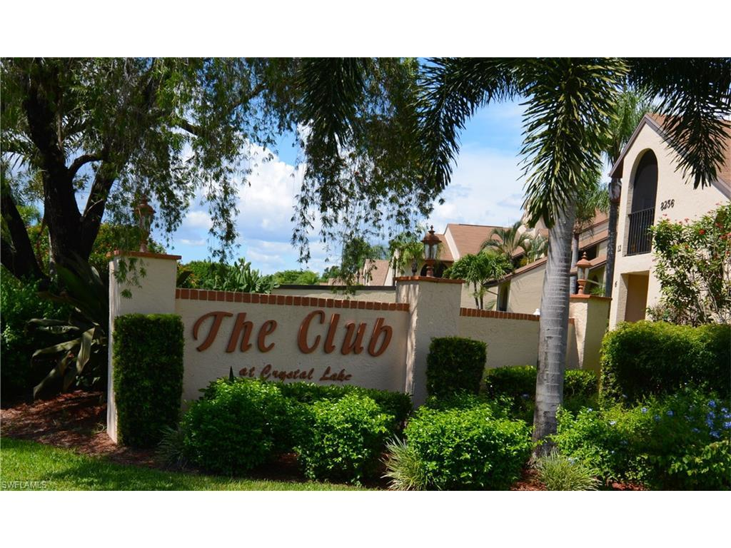 8382 Charter Club Cir #6, Fort Myers, FL 33919 (#216051269) :: Homes and Land Brokers, Inc