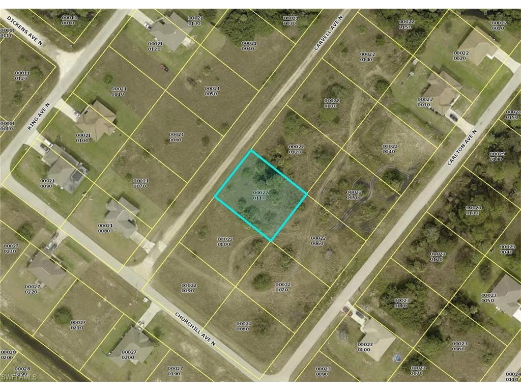 2404 Carvell Ave N, Lehigh Acres, FL 33971 (#216051360) :: Homes and Land Brokers, Inc