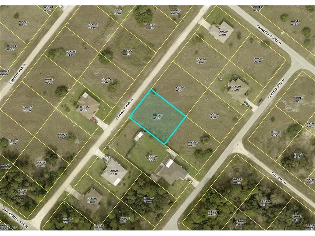 2408 Conway Ave N, Lehigh Acres, FL 33971 (MLS #216051373) :: The New Home Spot, Inc.