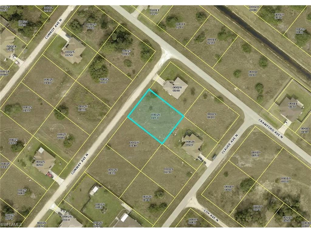2412 Conway Ave N, Lehigh Acres, FL 33971 (MLS #216051379) :: The New Home Spot, Inc.