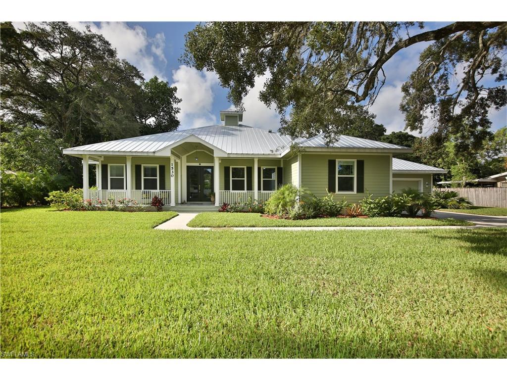 1530 Del Rio Dr, Fort Myers, FL 33901 (MLS #216051413) :: The New Home Spot, Inc.