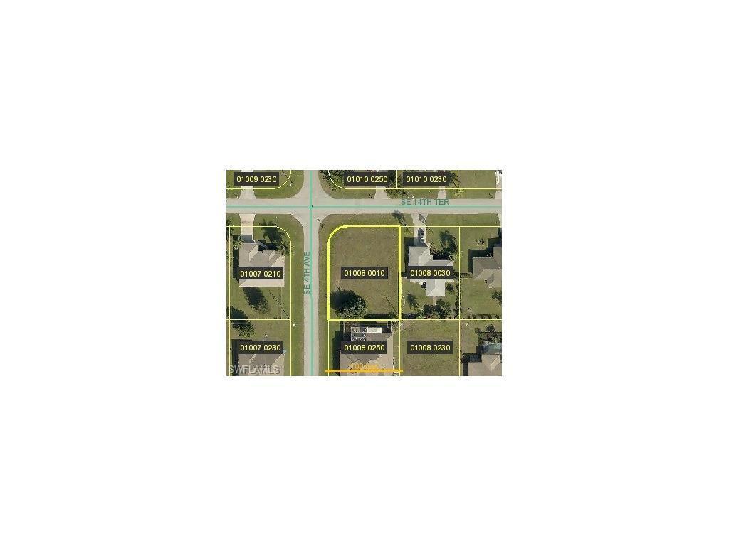 402 SE 14th Ter, Cape Coral, FL 33990 (MLS #216051592) :: The New Home Spot, Inc.