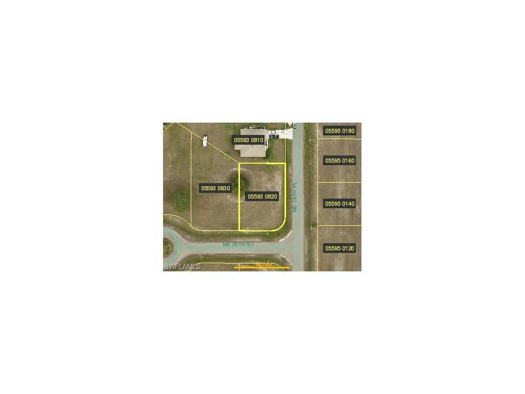 3500 NE 14th Pl, Cape Coral, FL 33909 (MLS #216051626) :: The New Home Spot, Inc.