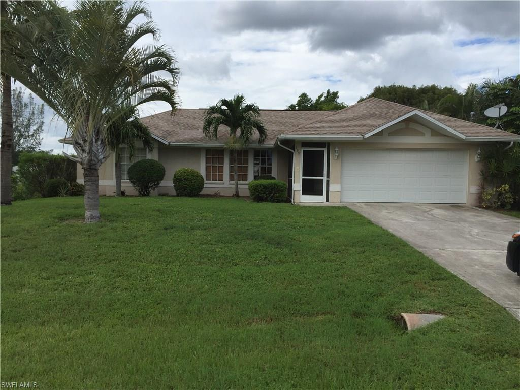 1801 SW 21st Ter, Cape Coral, FL 33991 (MLS #216051672) :: The New Home Spot, Inc.