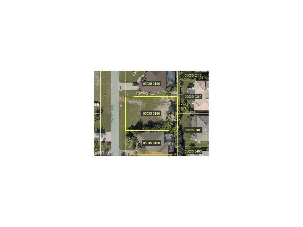4919 SW 27th Pl, Cape Coral, FL 33914 (MLS #216051678) :: The New Home Spot, Inc.
