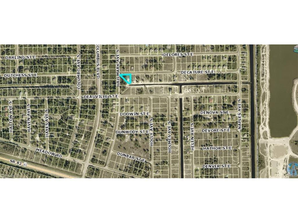 1210 Decature St E, Lehigh Acres, FL 33974 (MLS #216051838) :: The New Home Spot, Inc.